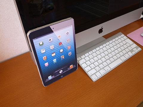iMac 21インチと比較