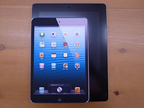 iPad2との比較