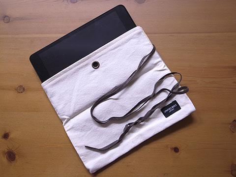 iPad miniを収納