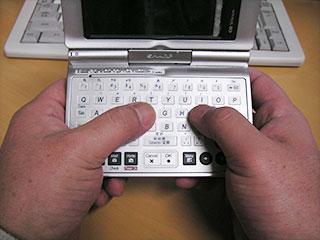 ザウルスSL-C860