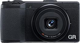 GRデジタルカメラ