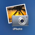 iPhotoのアイコン