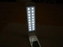 LED点灯時