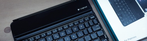 Logicool Ultrathin Keybard mini
