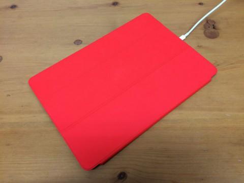 iPadスマートカバー